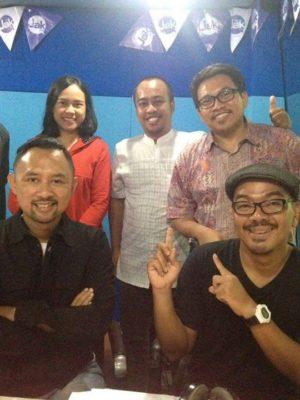 STH Indonesia Jentera dan hukumonline.com Sarapan Seru bersama ROTI TAHU (Ronal-Teman Iwan-Tanya Hukum)